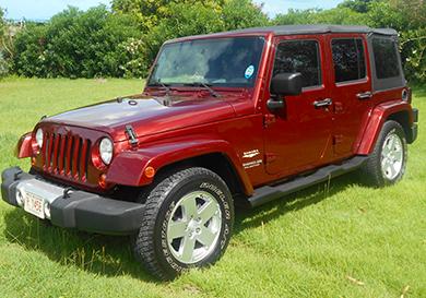 Antigua Car Rentals Tropical Rentals Has Rental Car Automobile